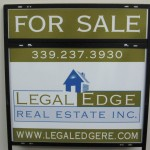 Legal Edge For Sale Sign