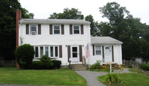Somerset Ma Colonial